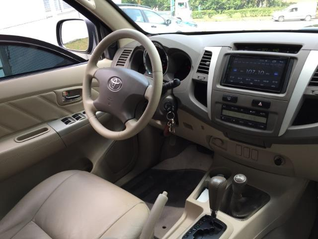 Toyota Hilux SW4 3.0 diesel Blindada 3A - Foto 7