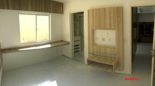 CA0964 Green Village, casa plana em condomínio, 2 suítes, 2 vagas, piscina, Lagoa Redonda - Foto 5