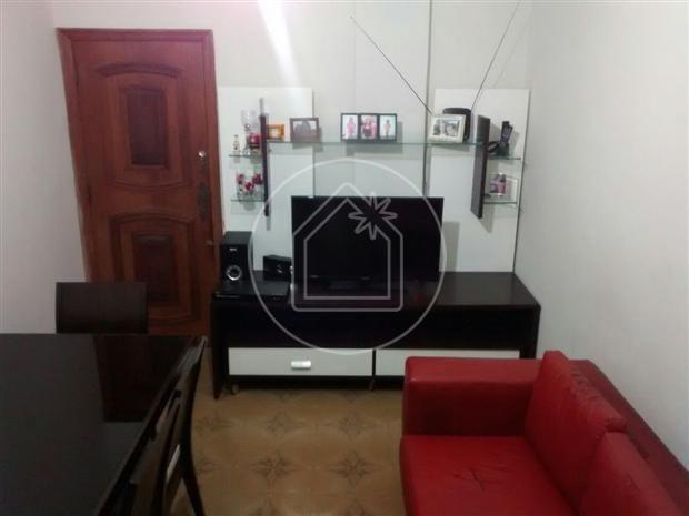 Apartamento à venda com 2 dormitórios em Meier, Rio de janeiro cod:831485