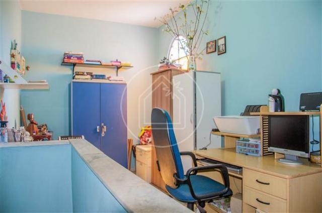 Casa de condomínio à venda com 5 dormitórios em Meier, Rio de janeiro cod:811279 - Foto 9