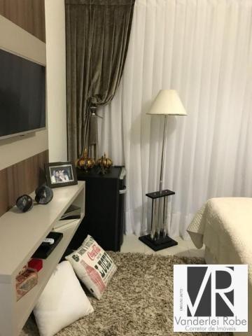 Apartamento à venda com 3 dormitórios em Areias, Camboriú cod:AP242 - Foto 10