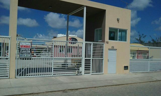 Alugo casa no residencial passione II, no Eustaquio Gomes.