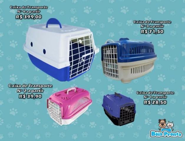 Caixa de Transporte para Animais a Partir de R 28,50