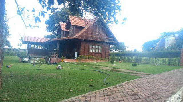 Casa estilo chalé - Condomínio Águas da Serra em Bananeiras