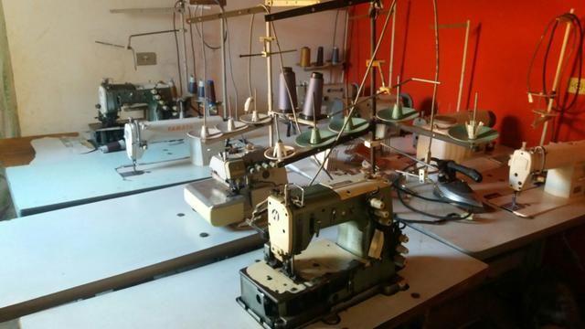 Maquinas de costura ,confeccao completa