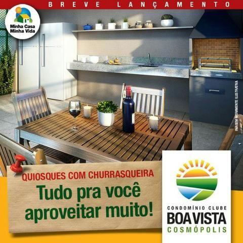 Boa Vista Aptos 2 Dorms 47m2 c/Varanda 1 Vaga,Lazer Completo,Ponto de Ar Condicionado - Foto 6