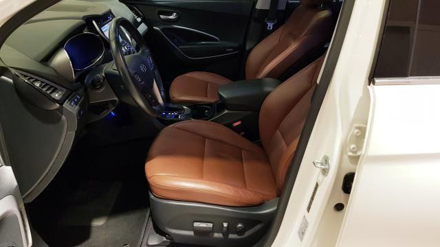 Hyundai Santa Fé 2015 Raridade 3.3 7 Lugares 270cv 28.000 Km Zerada - Foto 8
