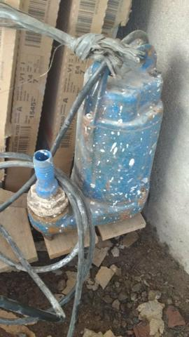 4 bomba de água submersa