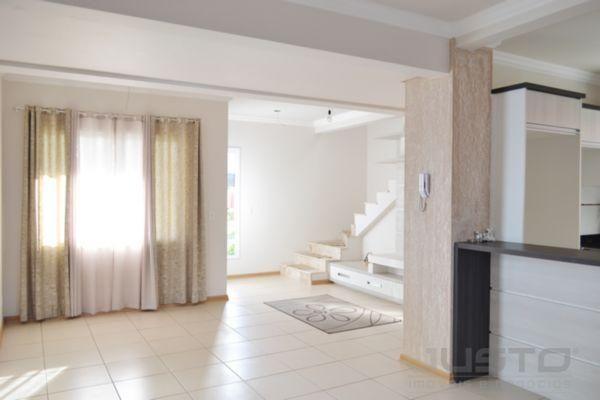 Casa de condomínio à venda com 3 dormitórios em Feitoria, São leopoldo cod:7177 - Foto 2