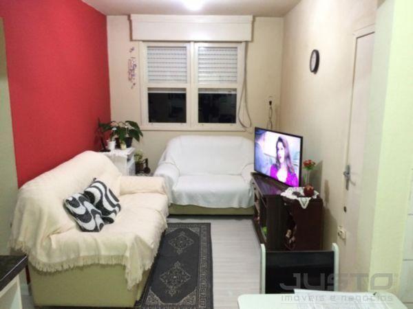 Apartamento à venda com 2 dormitórios em Rio branco, São leopoldo cod:800