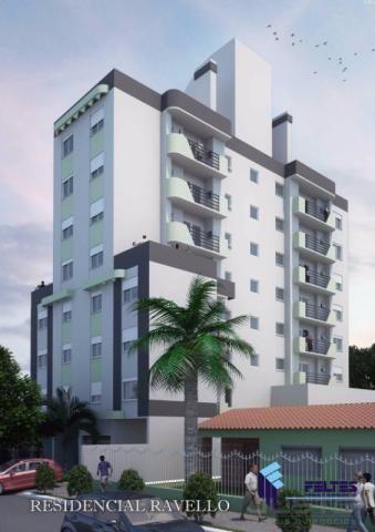Apartamento à venda com 1 dormitórios em Centro, São leopoldo cod:6158 - Foto 2