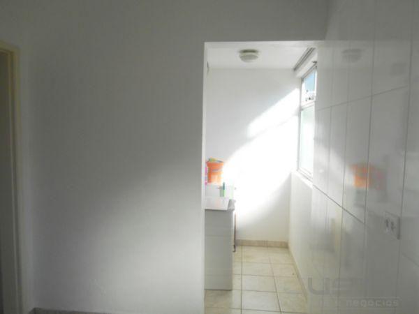 Apartamento à venda com 3 dormitórios em Sao miguel, São leopoldo cod:8277 - Foto 13