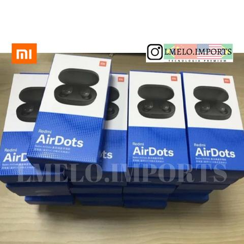 Fone Redmi AirDots by Xiaomi Original Bluetooth True Wireless Lacrado - Foto 5