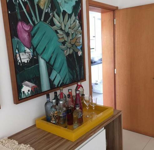 Luxuosa casa duplex com mobília sofisticada á beira mar da reserva do paiva confira-E - Foto 18