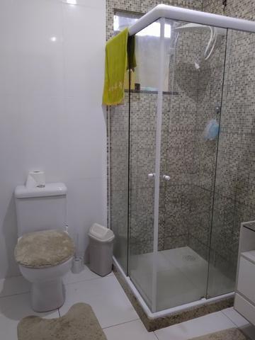 Bela Casa Linear com Quintal - Condomínio Próx. a Est. Iaraquã (Brito) - Foto 7