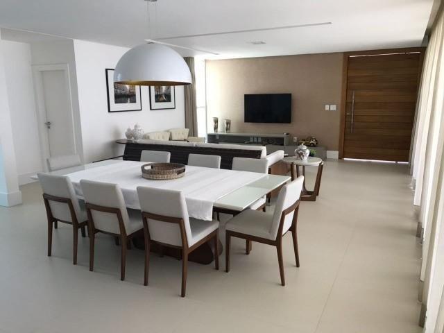 Guarajuba - casa de luxo totalmente mobiliada. venda e temporada. - Foto 7