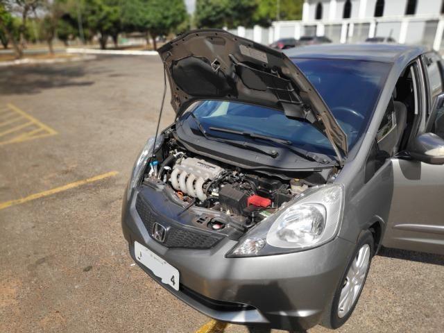 Honda Fit EX 1.5 16V Flex 2010/11 Automático - Foto 2