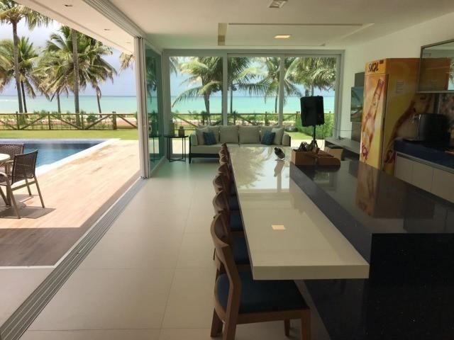 Guarajuba - casa de luxo totalmente mobiliada. venda e temporada. - Foto 5