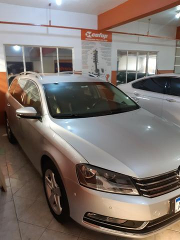 Passat variant 2.0 turbo exclusive 2014 - Foto 5