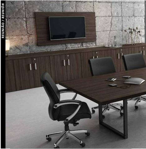 Mesa reunião 3,00x1,20m - Foto 4