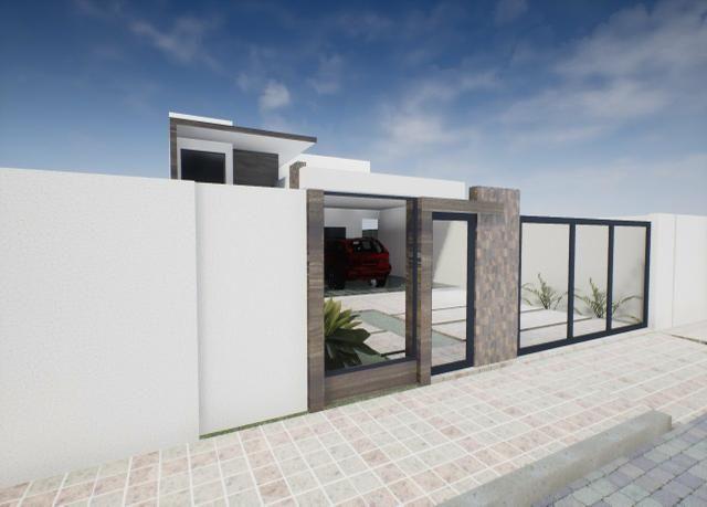 Linda Casa Moderna Rua 8 Vic Pires Ernani Nunes - Foto 3