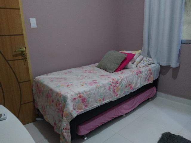 Bela Casa Linear com Quintal - Condomínio Próx. a Est. Iaraquã (Brito) - Foto 11
