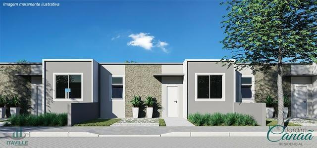 Minha Casa Minha Vida - A sua Casa própria a partir de R$128.000,00