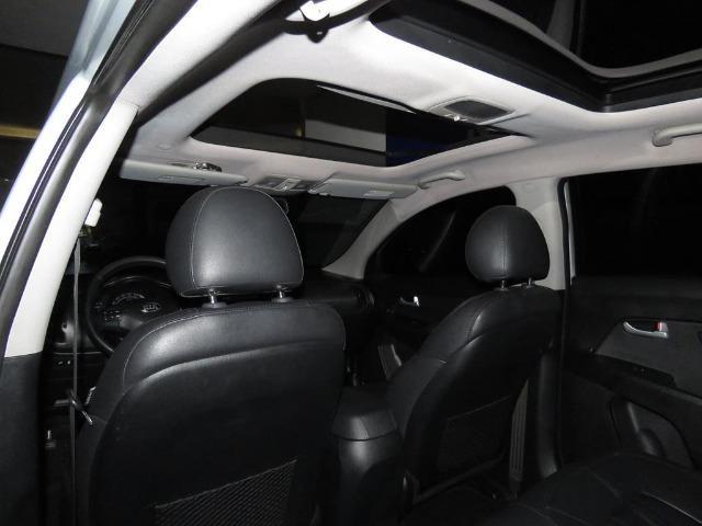Kia Sportage 2.0 EX 4X2 16v Flex 4p Automático Top de Linha C/ Teto Solar Duplo - Foto 17
