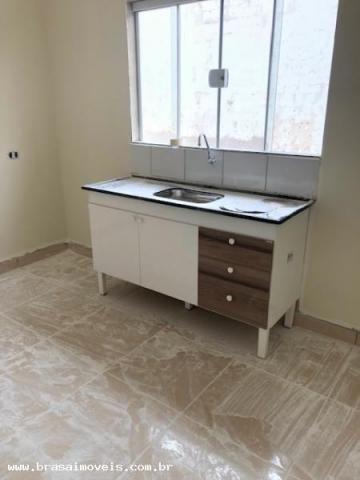 Casa para locação em presidente prudente, grupo educacional esquema, 2 dormitórios, 1 banh - Foto 2