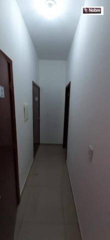 Sala para alugar, 95 m² por r$ 2.200,00/mês - plano diretor sul - palmas/to - Foto 10