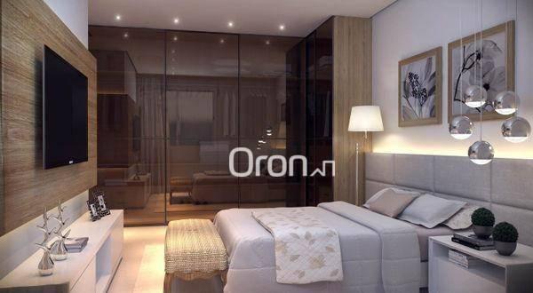 Apartamento à venda, 128 m² por R$ 711.000,00 - Setor Marista - Goiânia/GO - Foto 4