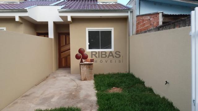 Casa à venda com 2 dormitórios em Cidade industrial, Curitiba cod:15484