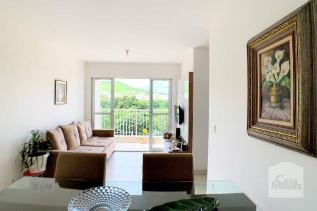 Apartamento à venda com 3 dormitórios em Paquetá, Belo horizonte cod:258746