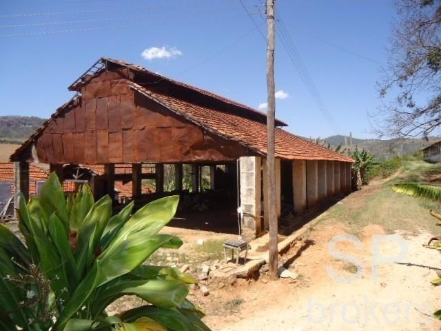 Chácara à venda com 1 dormitórios em Serra de cima, Serra negra cod:FA002536 - Foto 20