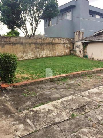 Terreno ZR-3 com 656m² no Capão Raso, Curitiba - Foto 8