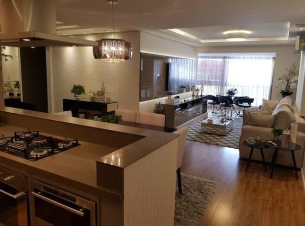 Apartamento à venda com 4 dormitórios em Kobrasol, São josé cod:5064 - Foto 3