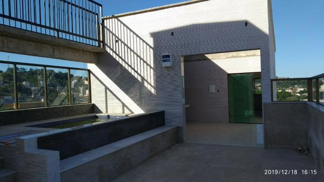 Cobertura em Ipatinga, 3 Suítes, 294 m², Elev., 2 Vgs, Sac. Gourmet. Valor 1.200.000,00 - Foto 4