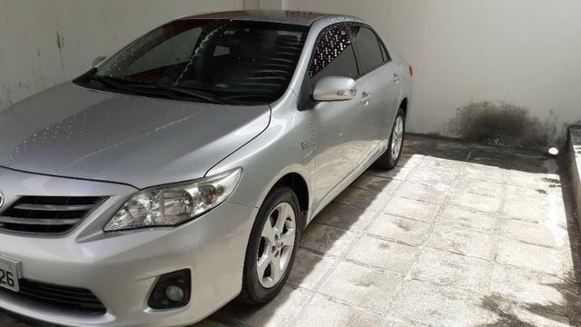 Vendo Corolla Xei 2013 - Foto 6