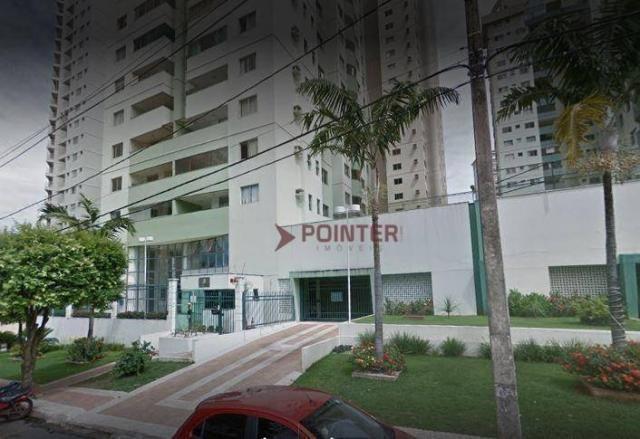 Apartamento com 3 dormitórios à venda, 92 m² por R$ 370.000,00 - Jardim Goiás - Goiânia/GO - Foto 2