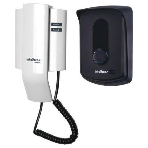 Porteiro Eletrônico Interfone Residencial Ipr 8010 - Foto 2