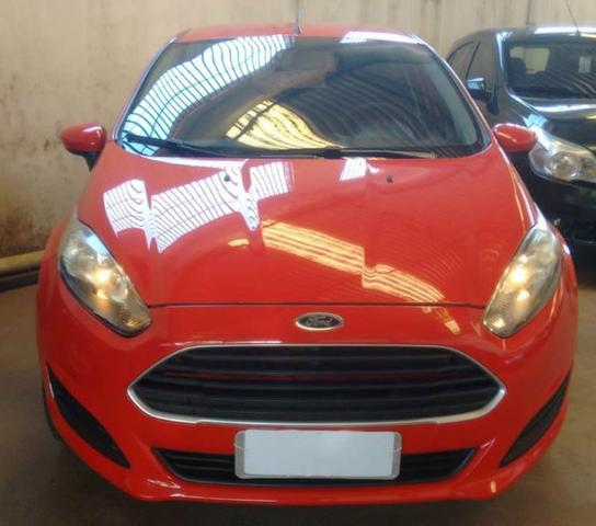 Ford/ New Fiesta Hatch 1.5 14/15 completo - Foto 2