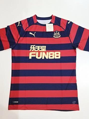 6950a597c3a14 Camisa Newcastle Away 18 19 - Tam.  G - Esportes e ginástica ...