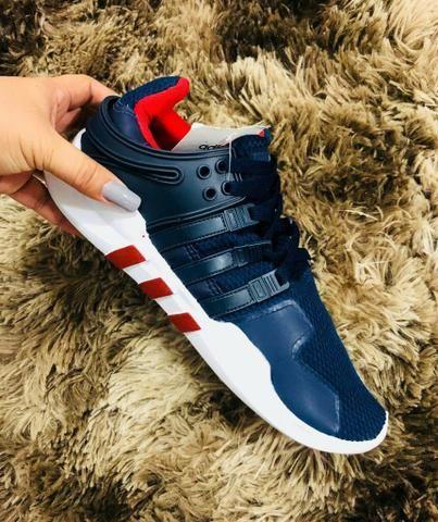 dc47b54c90 Lindos Tênis Adidas super modernos Confira!!! - Roupas e calçados ...