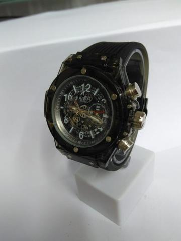 90785d383db Relógio Esporte Hublot Geneve a prova d água