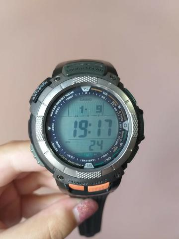 727f74a32fa Relógio Casio Pro Trek PRG-80 - Bijouterias