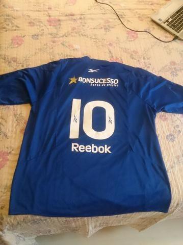 Camisa do Cruzeiro - Esportes e ginástica - Jardim Esplanada 3f02ca5ede3e6
