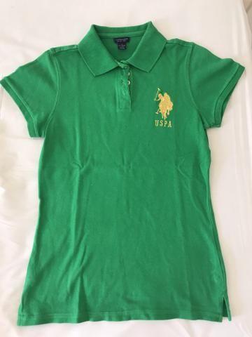 Camisa manga curta polo ralph lauren - Roupas e calçados - Centro ... 67329a2410c