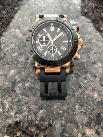 e5a357c016d Relógio Guess GC Smart Luxury Sport Chronograph