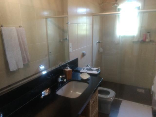 Casa em condomínio à venda, 5 quartos, 5 vagas, condominio jardins - brumadinho/mg - Foto 18
