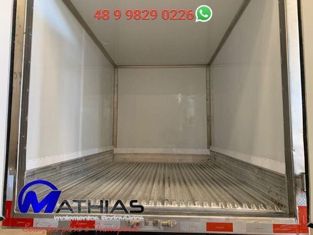 Baú frigorífico para HR ou Kia Bongo Mathias Implementos - Foto 3
